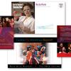 Brochure Panels For Palo Alto Players Theater Group